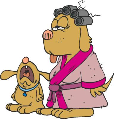 Mom Dog